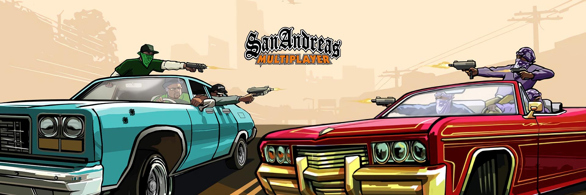 SA-MP: Bandaháború